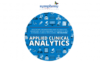 Applied Clinical Analytics – An Infographic